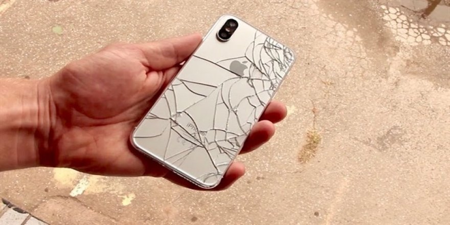 iPhone X düşme testinde sınıfta kaldı