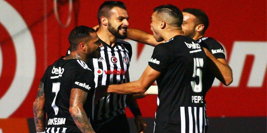Beşiktaş zorlu deplasmanda!