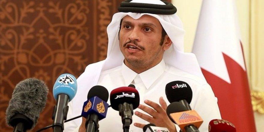 Katar'dan 'Türkiye' çıkışı!