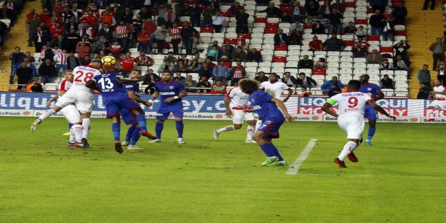 Antalyaspor'da Sorun Deplasman