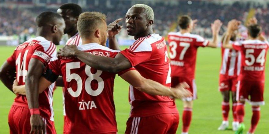 Sivasspor'da Kone şov!