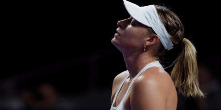 Sharapova'ya dolandırıcılık suçlaması!