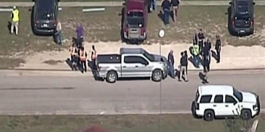 Teksas'ta kilisede silahlı saldırı: Çok sayıda ölü var