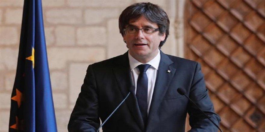 Eski Katalan lidere şartlı tahliyesine karar verildi