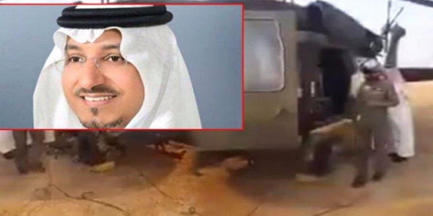 Şok iddia: Helikopter füzeyle vuruldu!