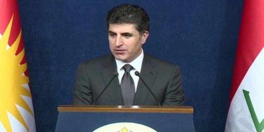 Barzani'den Türkiye'ye çağrı!
