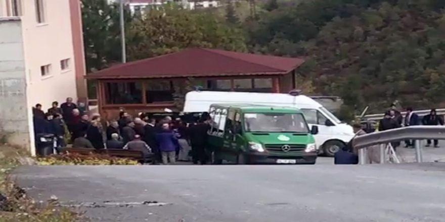 Baba Kurbanı Çocuk Son Yolculuğuna Uğurlandı