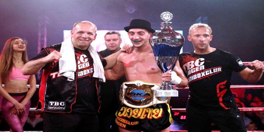 Ümit Demirörs Avrupa Şampiyonu