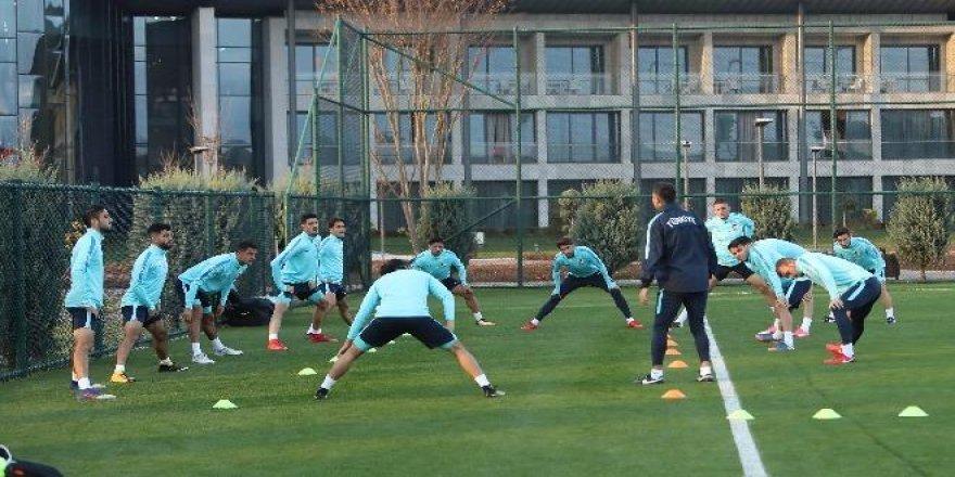 Ümit Milli Futbol Takımı, İstanbul'da toplandı