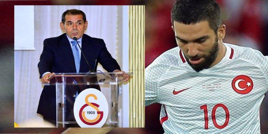 Arda Turan, Galatasaray'a mesaj yolladı