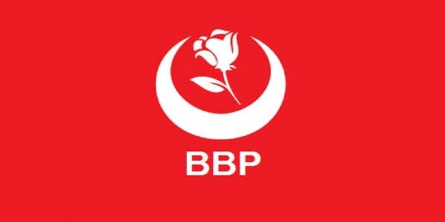 BBP il kongresi iptal edildi
