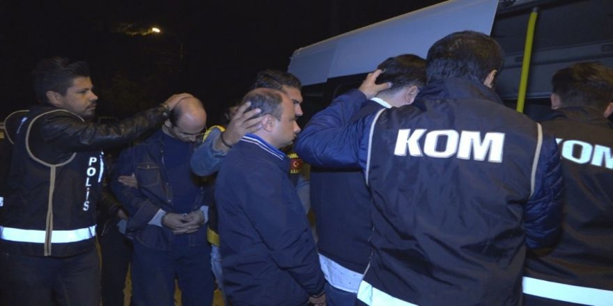 Rodos'a Kaçmaya Çalışan Fetö'cüler Yakalandı