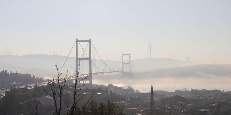 İstanbul Boğazı'nda Kartpostallık Manzara