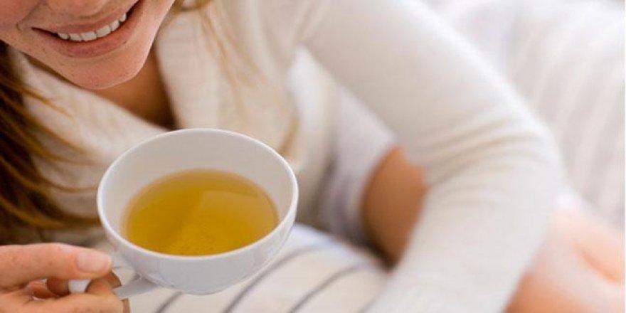 Zayıflamak için beyaz çay için