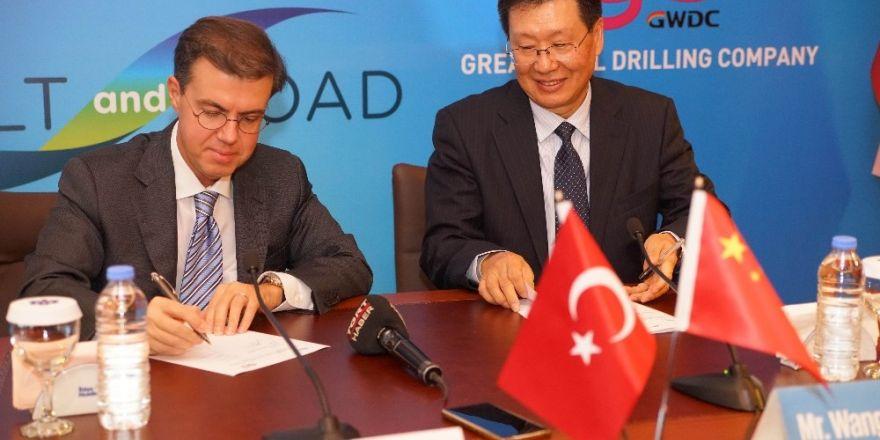İhlas Ve Petro China Milli Enerji İçin El Sıkıştı