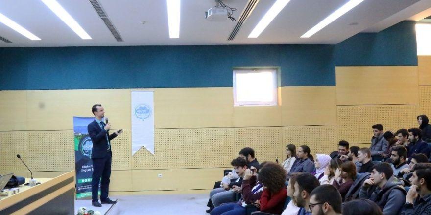 """""""En-erp 10"""" Adlı Seminer Saü'de Düzenlendi"""