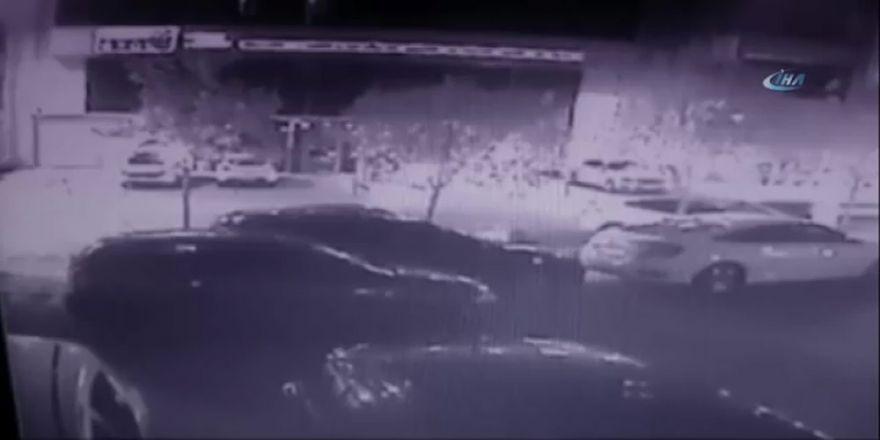 Şişli'de Kafede Çıkan Çatışma Anı Kamerada