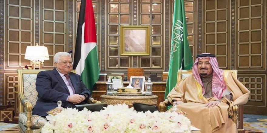 Suudi Arabistan'a sürpriz ziyaret