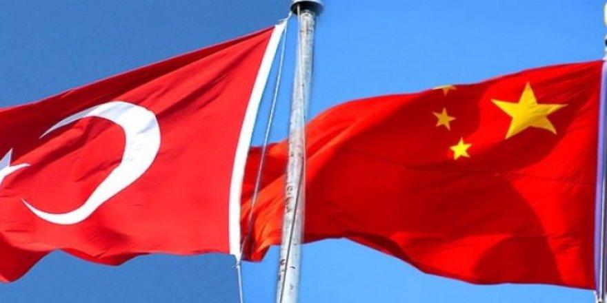 Çin'den Türkiye hamlesi!