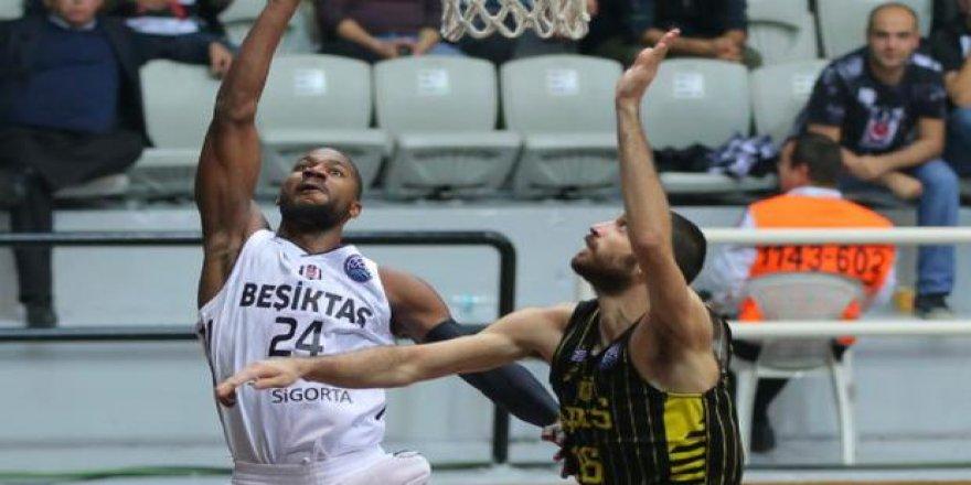 Beşiktaş Sompo Japan, Aris'i rahat geçti