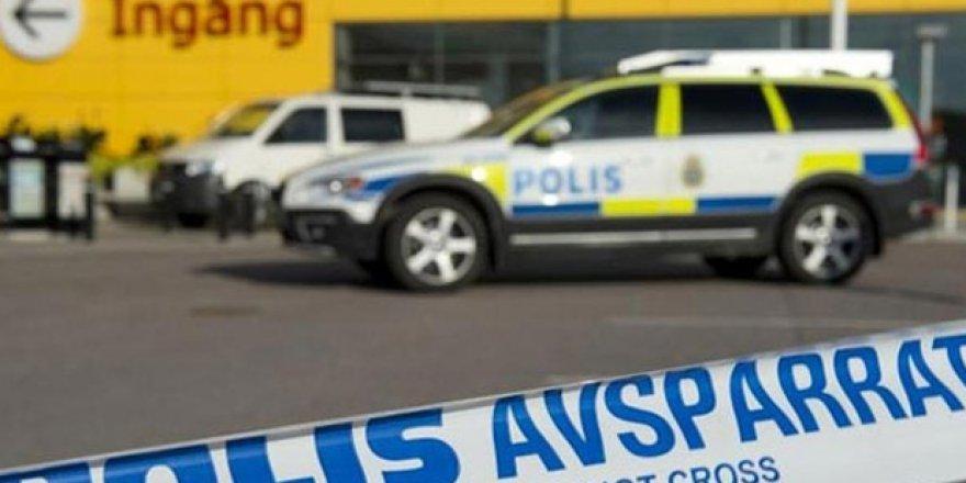 İsveç'te teröristlerin kanalına polis baskını