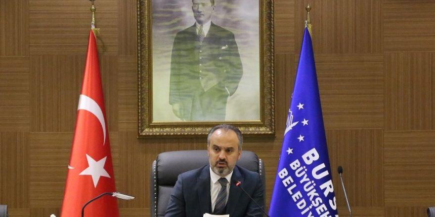 Bursa'da Yeni Başkanla Su Ve Ulaşımda İndirim Müjdesi