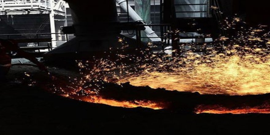 Sanayi Üretimi Eylül'de Yıllık Bazda Yüzde 10,4 Arttı