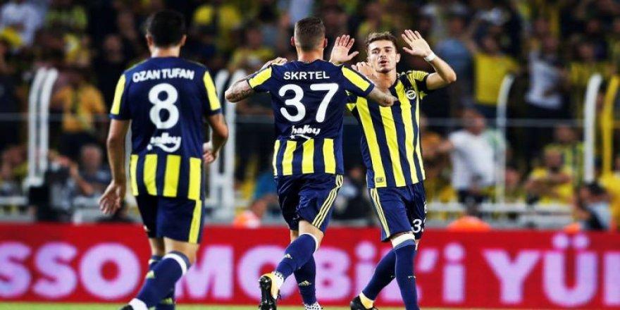 Fenerbahçe'de Janssen ve Skrtel sevinci!