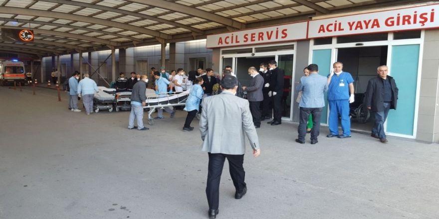 Çavuşoğlu'ndan Bursa'da Patlamaya İlişkin Açıklama