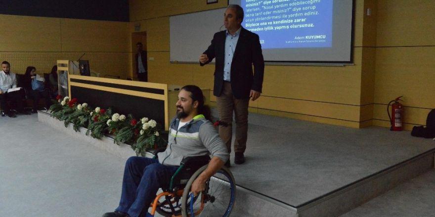 Saü'de Engellilere Yönelik Ortaklaşa Bir Etkinlik Düzenlendi