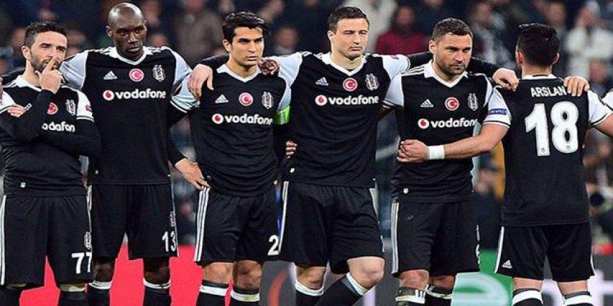 Matej Mitrovic, Beşiktaş'tan ayrılacak