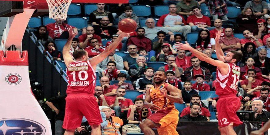 Galatasaray Eurocup'taki İlk Galibiyetini Aldı
