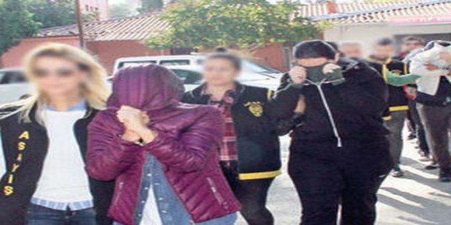 Eskort taktiği: Rakibi çökertip 7 bin lira maaş alıyormuş