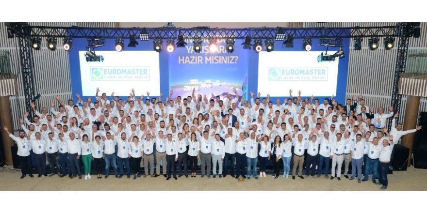 Euromaster 5'inci Yılını İş Ortaklarıyla Kutladı
