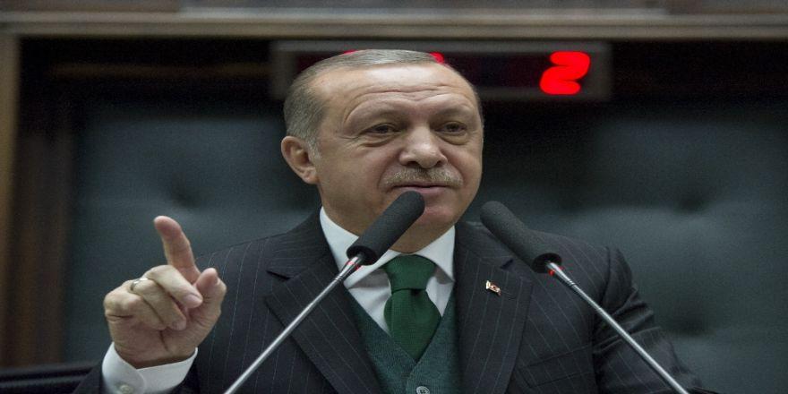 Erdoğan'dan Atatürk'ün Vefatının 79. Yıl Dönümü Mesajı