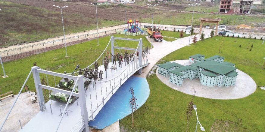 15 Temmuz Milli İrade Parkı Vatandaşları Bilinçlendiriyor