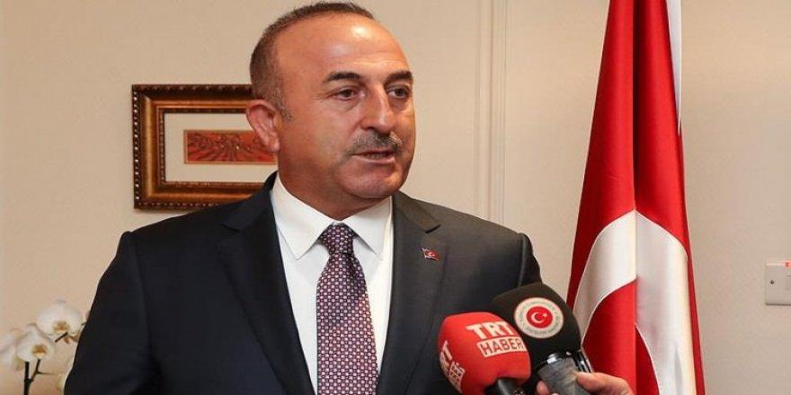 Çavuşoğlu, Lübnan Dışişleri Bakanı'yla görüştü