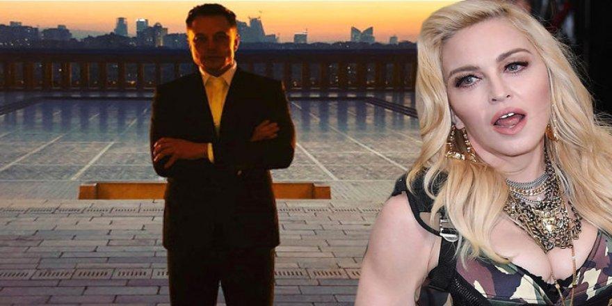 Madonna'nın cevabına küfürlü yanıt!