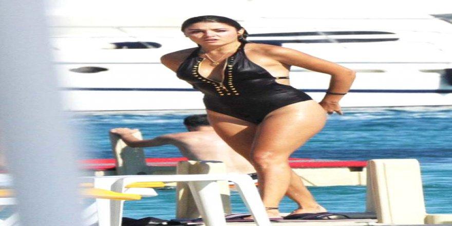 Hande Erçel, verdiği kiloların sırrını açıkladı