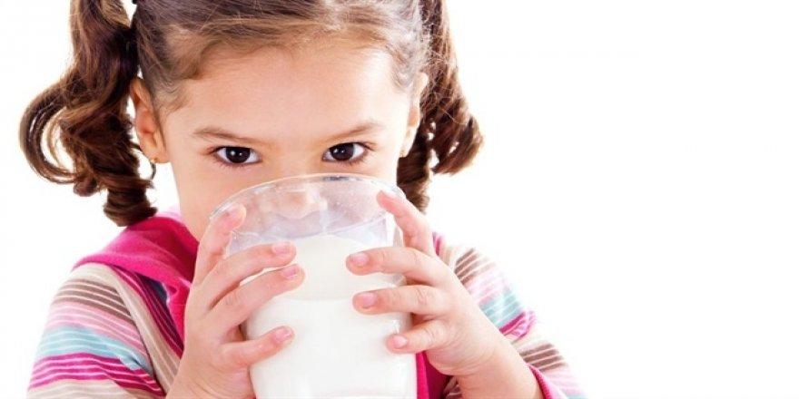 Günde en az 2 veya 3 bardak süt için