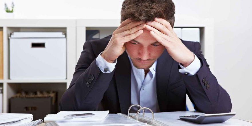İş Stresi Deyip Geçmeyin