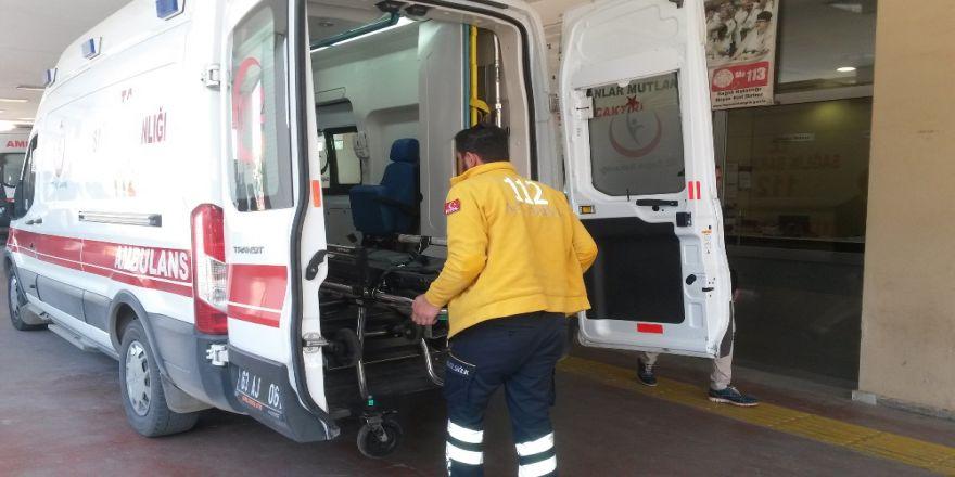 Yol Kenarında Bekleyenlerin Üzerine Ateş Açıldı: 4 Yaralı