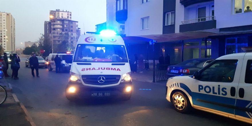 Kayseri'de Dehşet: Boğazı Kesilmiş Halde Bulundu