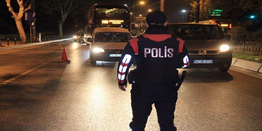 İstanbul'da 5 Bin Polisle 'Yeditepe Huzur Uygulaması'