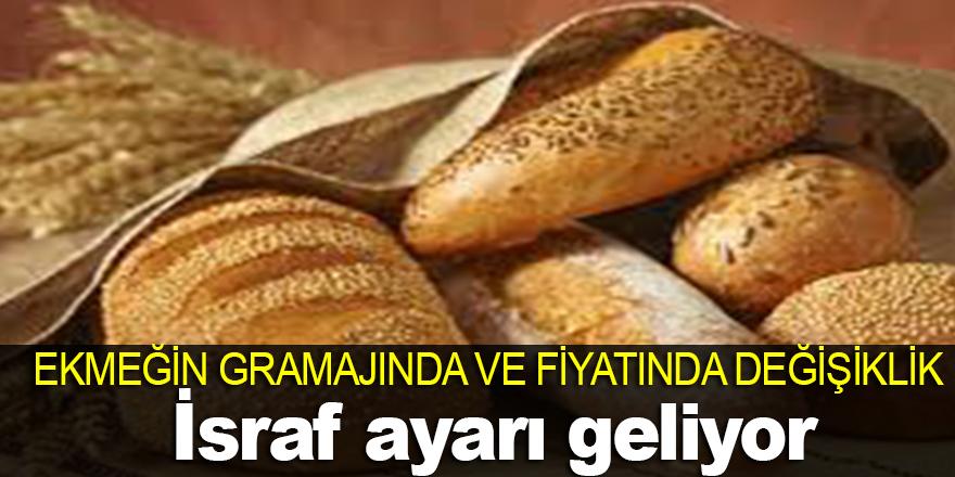 Ekmekle ilgili önemli karar!