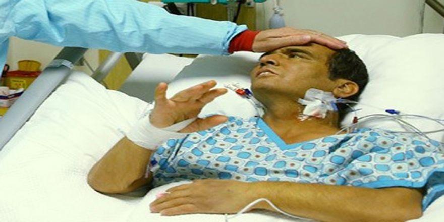 Naim Süleymanoğlu, Acil Ameliyata Alındı