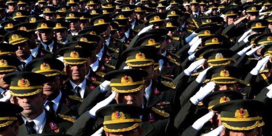 Müjdeyi bakan vardi: 2 bin 400 subay ve astsubay alınacak