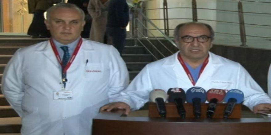 Naim Süleymanoğlu'nun Doktorlarından Açıklama