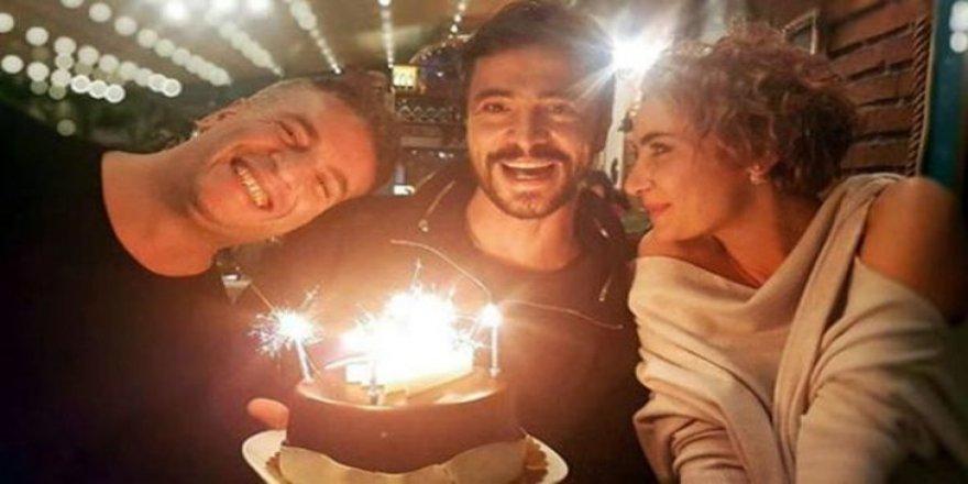Sıla'dan Ahmet Kural'a sürpriz doğum günü