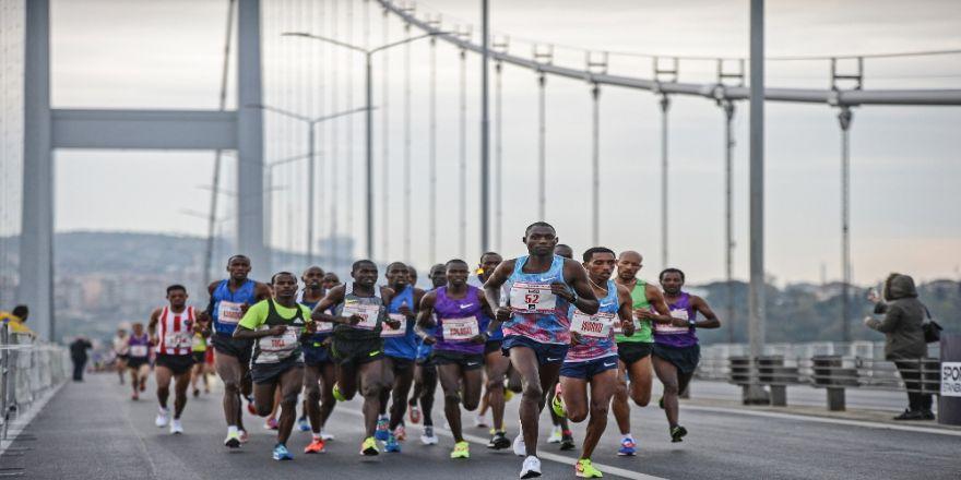 Maratona Kenya Damgası